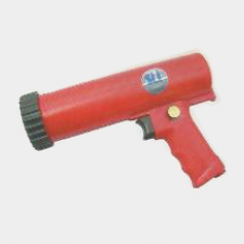 Air Sprayable Seam Sealer Gun and Caulking Gun