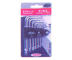 Torx L-Wrenches
